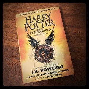 1st Edition Harry Potter & the Cursed Child
